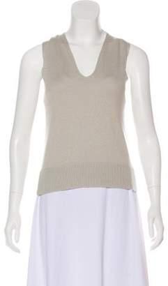 Donna Karan Cashmere & Silk Top