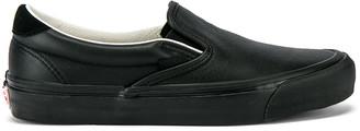 Vans OG Slip-On 59 LX in Black | FWRD