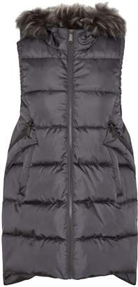 Sam Edelman Hooded Puffer Vest