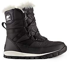 Sorel Boy's Whitney Short Snow Boots