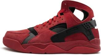 Nike Flight Huarache - University Red/Black