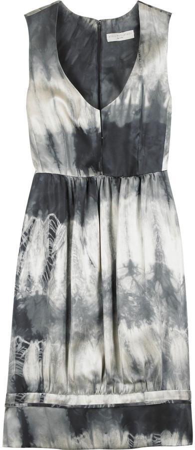 Stella McCartney Tie dye dress