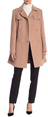Kate Spade Wool Blend Belted Coat