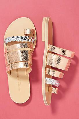 Morena Gabbrielli Toe-Ring Sandals