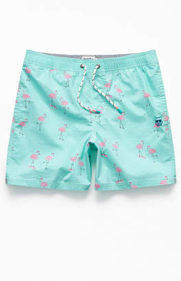 "Party Pants Cruiser 16"" Swim Trunks"