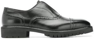 Salvatore Ferragamo slip-on shoes