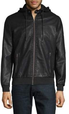 ONLY & SONS Hooded Bomber Jacket