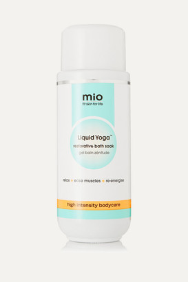 MIO Skincare - Liquid Yoga Restorative Bath Soak, 200ml - Colorless