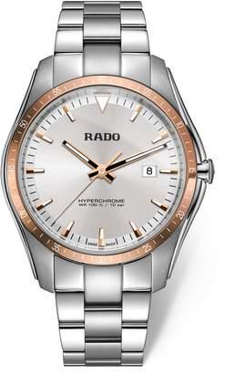 Rado HyperChrome Braclet Watch, 45mm