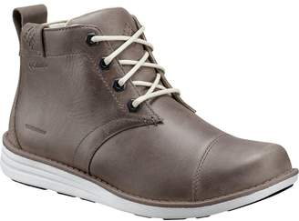 Columbia Irvington Leather Chukka Waterproof Boot - Men's