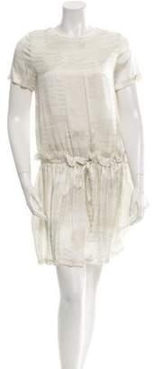 Opening Ceremony Mazie Silk Dress w/ Tags