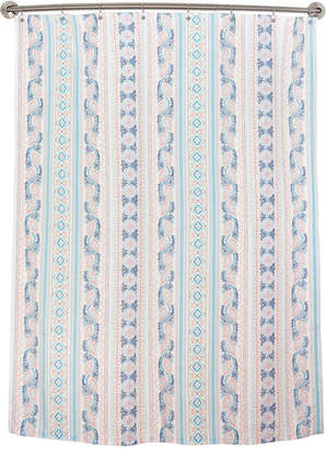 Dena Lily Stripe Shower Curtain Bedding