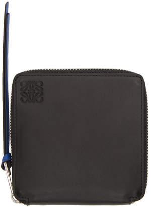 Loewe Black Rainbow Wallet