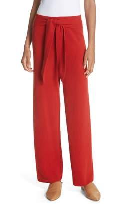 Nanushka Tigre Merino Wool & Cashmere Blend Pants