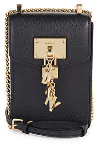 DKNY Elisesa Leather Crossbody Bag