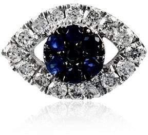 Loquet evil eye charm