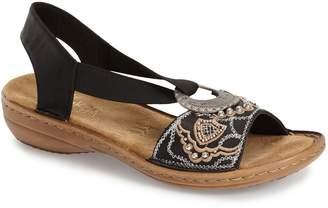 Rieker Antistress 'Regina' Sandal
