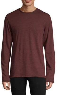 Rag & Bone Owen Long Sleeve Crewneck T-Shirt