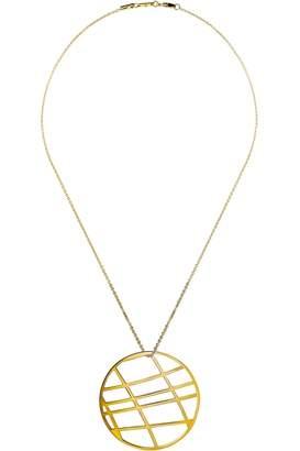 Calvin Klein Jewellery Ladies PVD Gold plated Draw Pendant KJ1TJP100100