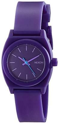 Nixon Women's A425230 Small Time Teller P Watch