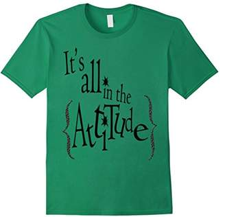 It's All the Attitude T-shirt