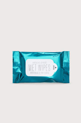 H&M Wet Wipes - Turquoise