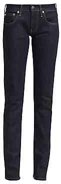 Helmut Lang Women's Femme Low-Rise Cigarette Jeans