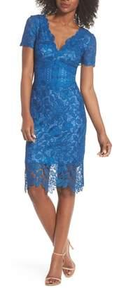 Tadashi Shoji Carter Lace Sheath Dress
