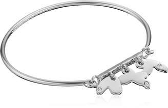 Marc Jacobs Wildflower Hinge Cuff Bracelet