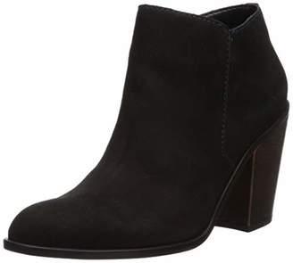 Kaanas Women's Arezzo Stacked Heel Ankle Bootie Boot