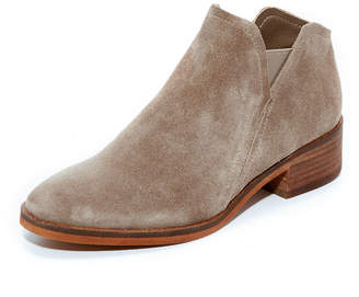 Dolce Vita Tay Suede Booties $120 thestylecure.com