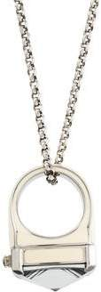 Marc by Marc Jacobs Ring Pendant Necklace Watch