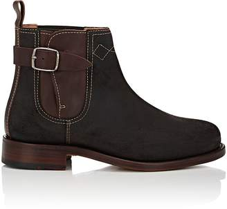 Cartujano Espana Women's Oiled Suede Chelsea Boots