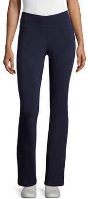 Eileen Fisher Plus Size Stretch Jersey Yoga Pants