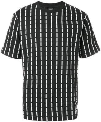 Kokon To Zai dashed line T-shirt