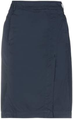 Henry Cotton's Knee length skirts - Item 35392667DD