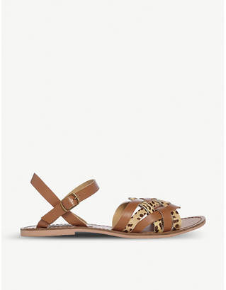 f9d7b8e6b93c Steve Madden Tan Sandals - ShopStyle UK