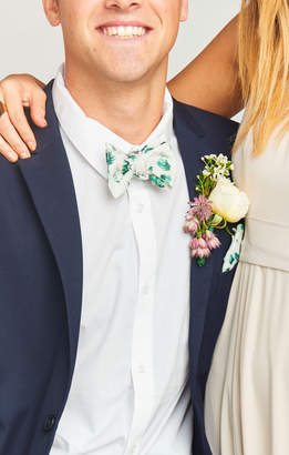 Show Me Your Mumu Josh Bow Tie ~ Bouquet Toss