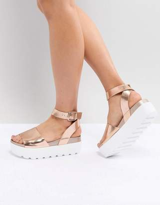 Park Lane Flatform Sandals