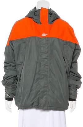 Burton Hooded Down Jacket