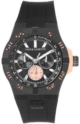 Vince Camuto Men's Analog Quartz Sport Watch, 43mm
