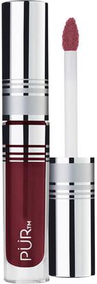 Pur Chrome Glaze High Shine Lip Gloss 2ml (Various Shades) - Rebel