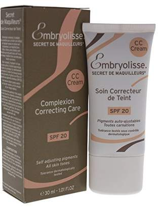 Embryolisse Artist Secret Cc Cream Spf 20 Cream