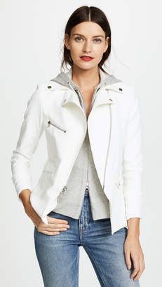 Veronica Beard Scuba Hadley Jacket with Grey Dickey