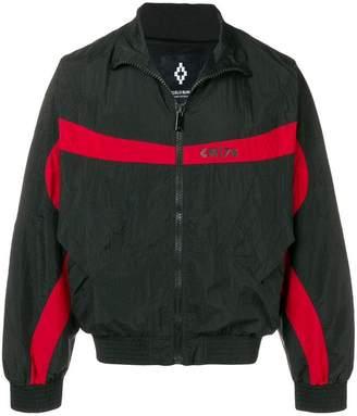 Marcelo Burlon County of Milan Wings zipped jacket