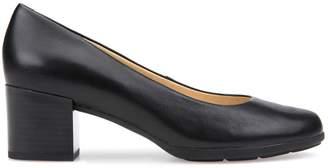 Geox D Annya M B Leather Heels.