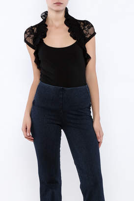 Daisy's Fashions Lace Bolero $10 thestylecure.com