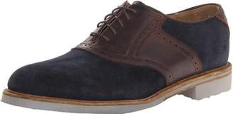 Frye Men's Jim Saddle OxfordIndigo
