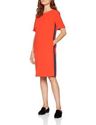 Daniel Hechter Women's Dress, (Orange red 190), 6