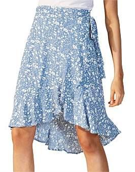 MinkPink Payton Midi Skirt